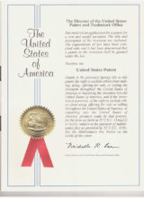 USA Patent for New Mixing Tips