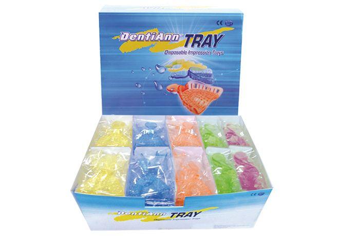 Набор слепочных ложек DentiAnn Tray100